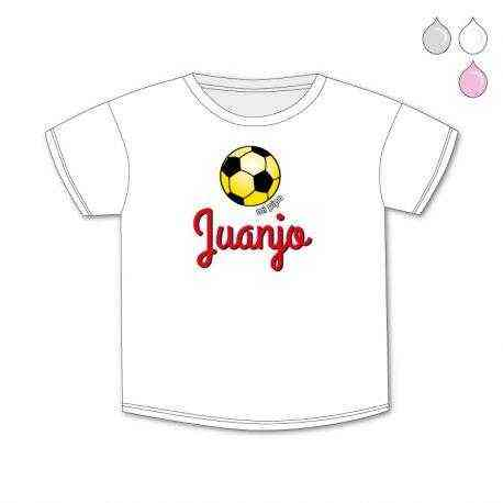 camiseta futbol personalizada