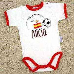 body futbol españa bebe