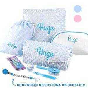pack regalo bebé personalizado