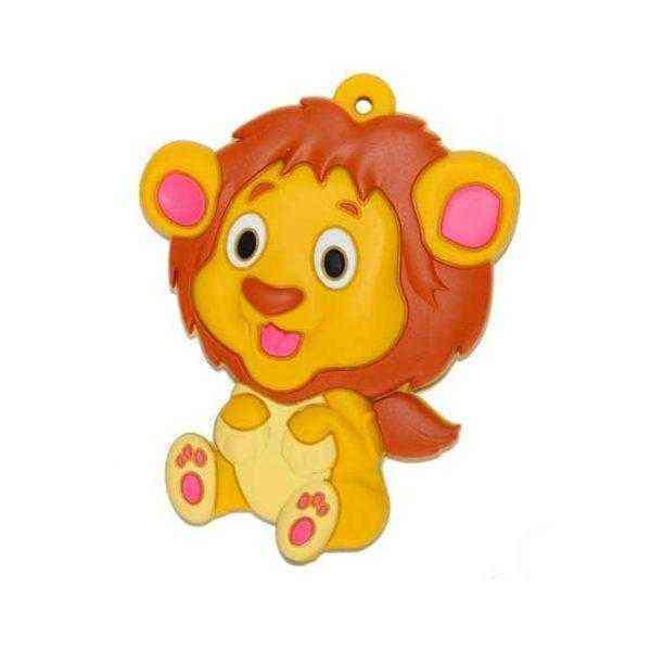 mordedor silicona león