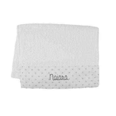 toalla personalizada rizo