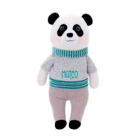 muñeco personalizado panda