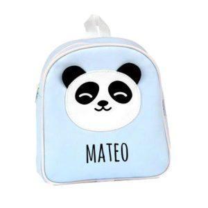 mochila bebé personalizada