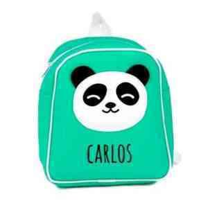 mochila niño personalizada