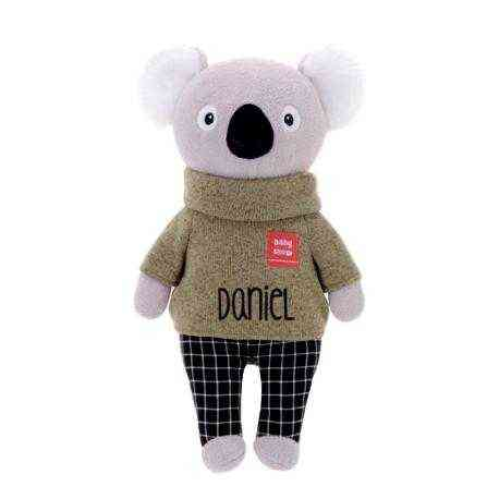 peluche personalizado koala