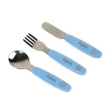 tenedor cuchara cuchillo personalizados