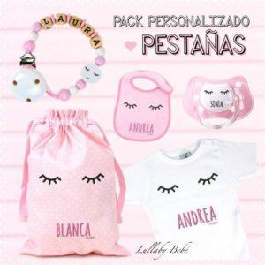 pack regalo bebé