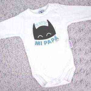 héroe papá body bebé