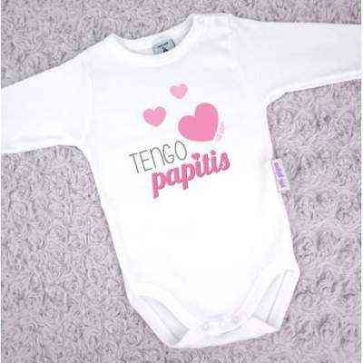 body tengo papitis bebé