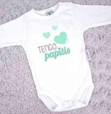 body bebé papitis