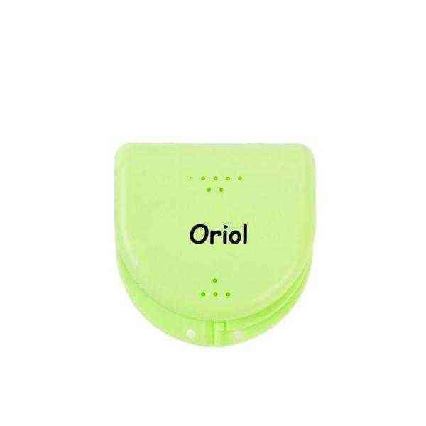 cajita ortodoncia aparato dientes personalizada