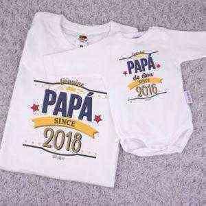 ▷ Regalos BEBÉ para el DÍA DEL PADRE Personalizados Papá y bebé 9f14b20313427