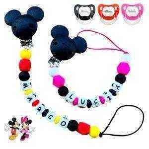 chupeteros mickey mouse minnie
