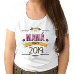 camiseta día de la madre mamá