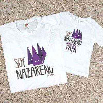 camiseta nazareno