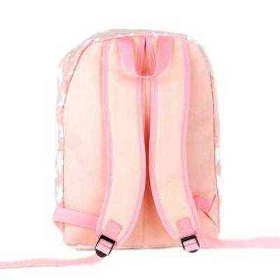 mochila escolar niña personalizada