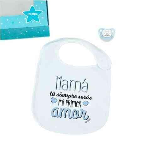 regalito para bebe y mama