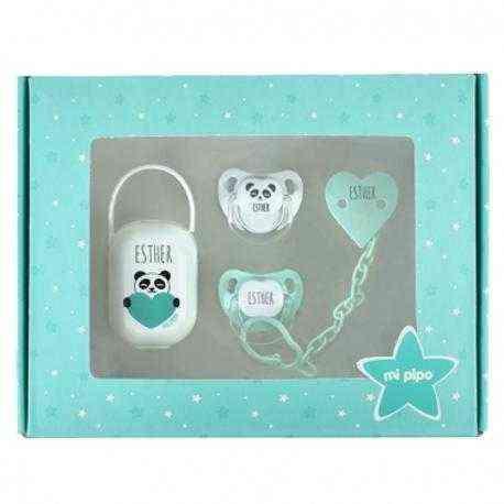 regalo bebé personalizado