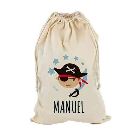 saco pirata personalizado
