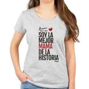 camiseta madre
