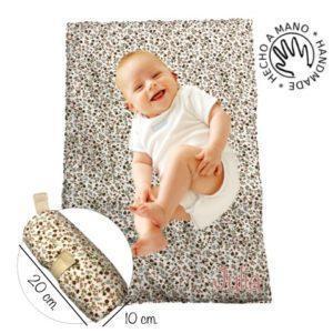 cambiador bebé portátil