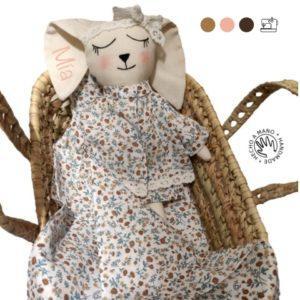 muñeca bebe conejito