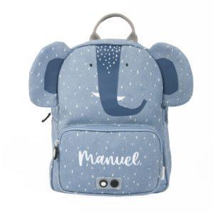 mochila elefante personalizada