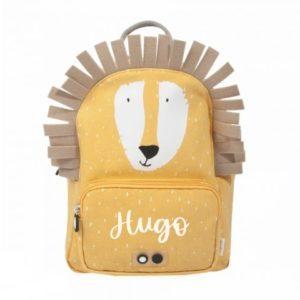 mochila león personalizada
