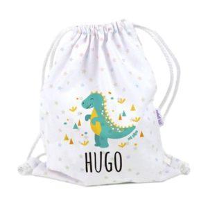 petate saco personalizado infantil